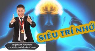 Bí quyết rèn luyện siêu trí nhớ
