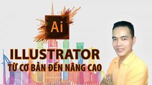 Khoá học illustrator  - Trịnh Đức Dương