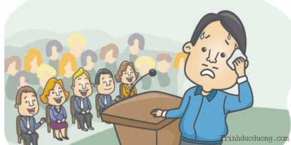 Kỹ năng thuyết trình không bị run 2