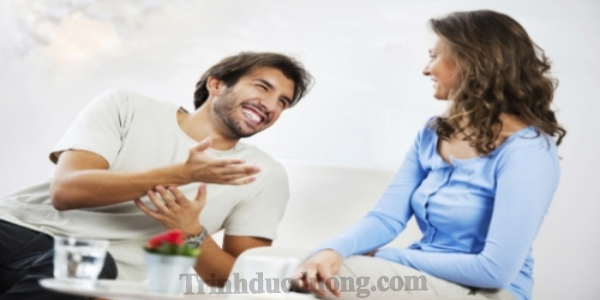 Làm thế nào để giao tiếp với người lạ 2