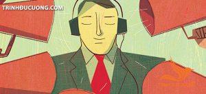 bí quyết lắng nghe hiệu quả