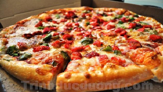 Chiến lược marketing của Pizza hut 2
