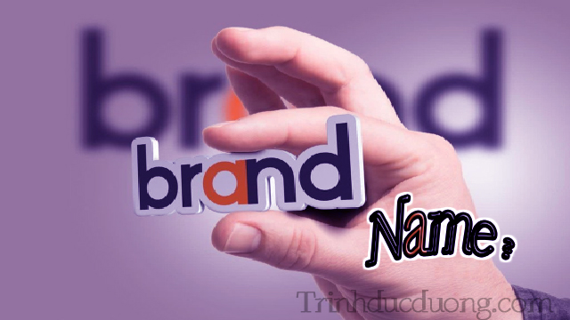 Tên thương hiệu là gì