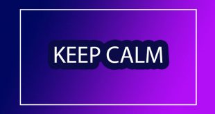 Cách để giữ bình tĩnh
