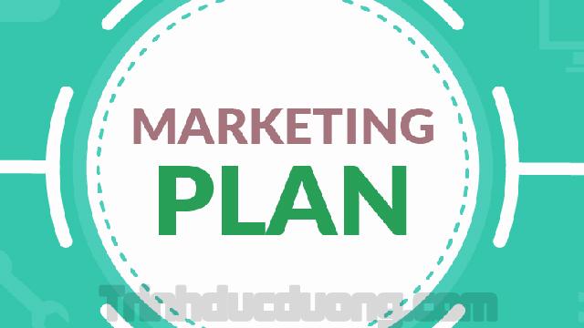 Kế hoạch tiếp thị