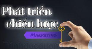 Phát triển chiến lược Marketing