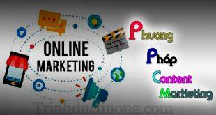 Phương pháp content marketing