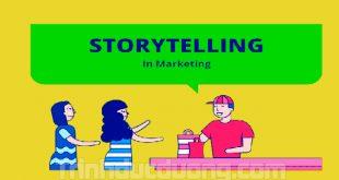 Storytelling marketing là gì