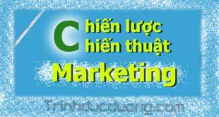 Chiến lược và chiến thuật marketing