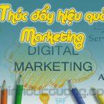 Thúc đẩy hiệu quả marketing – Sử dụng website và mạng xã hội