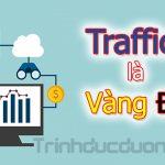 Traffic là vàng đen ? Giá trị của traffic trong thế giới Internet