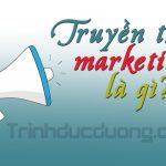 Truyền thông marketing là gì? Phát triển chiến lược truyền thông
