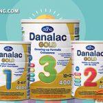 Sữa Danalac Gold – Danalac Gold là sữa gì, chất lượng tốt không?